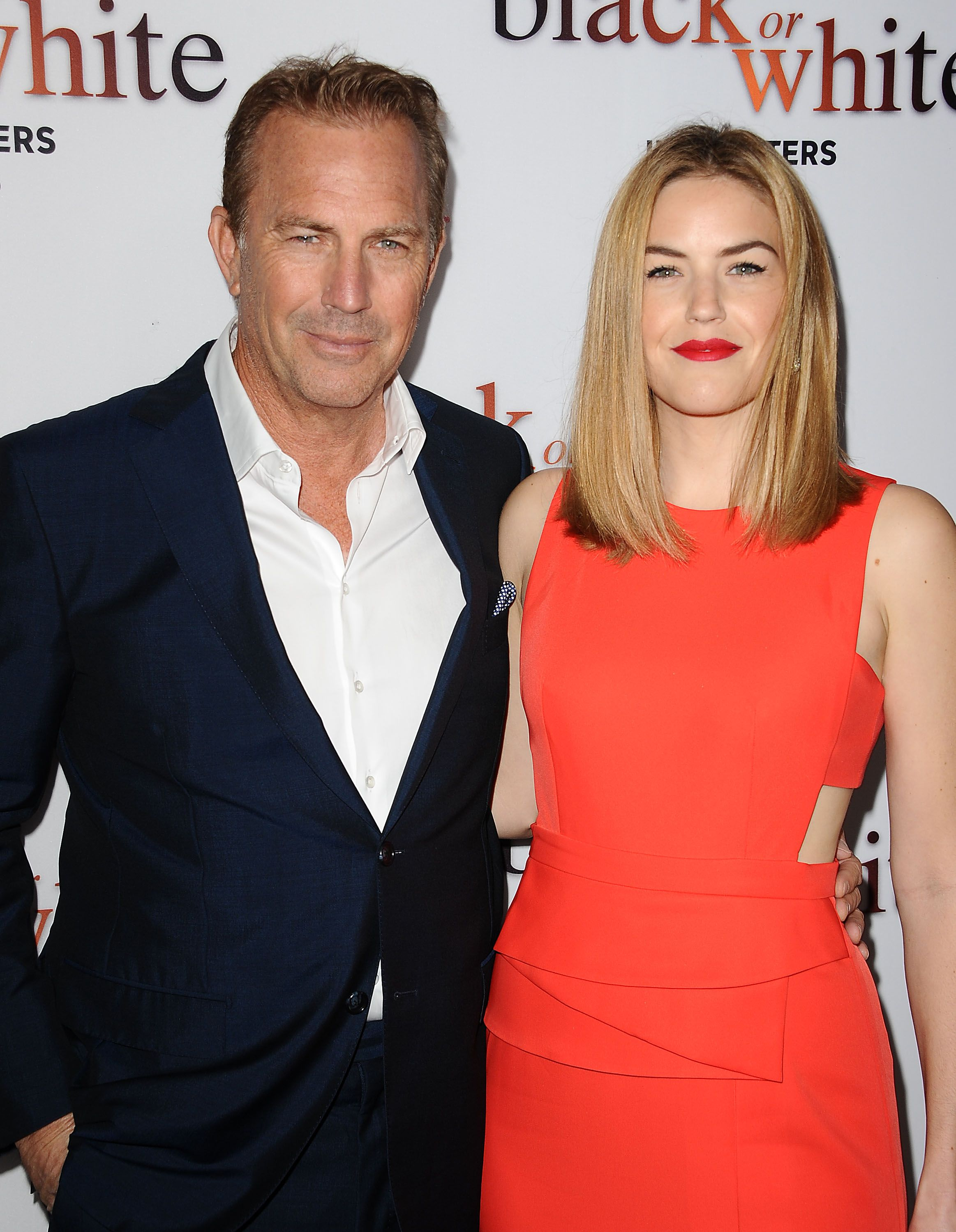 Kevin Costner's youngest daughter, Lily, is an actress herself and held the award show honor in 2004.