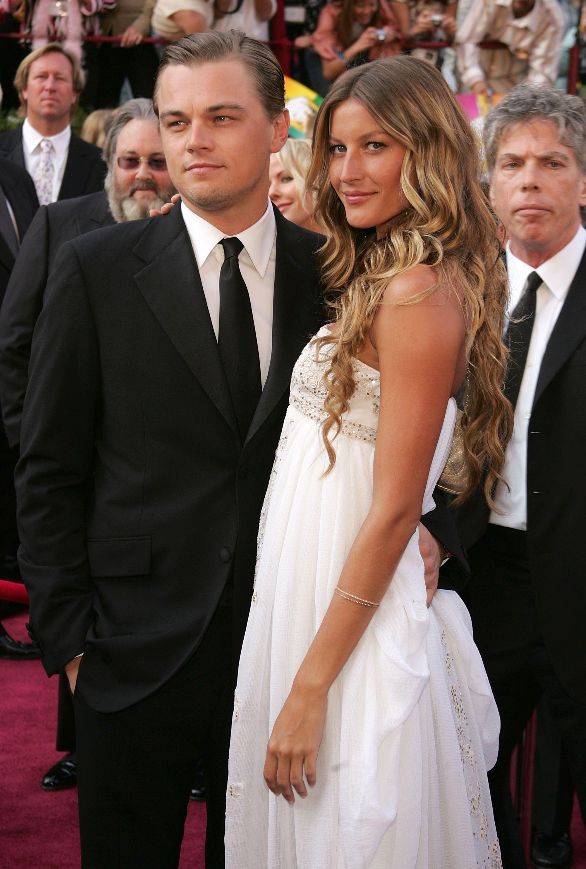 Leonardo Dicaprio And Gisele