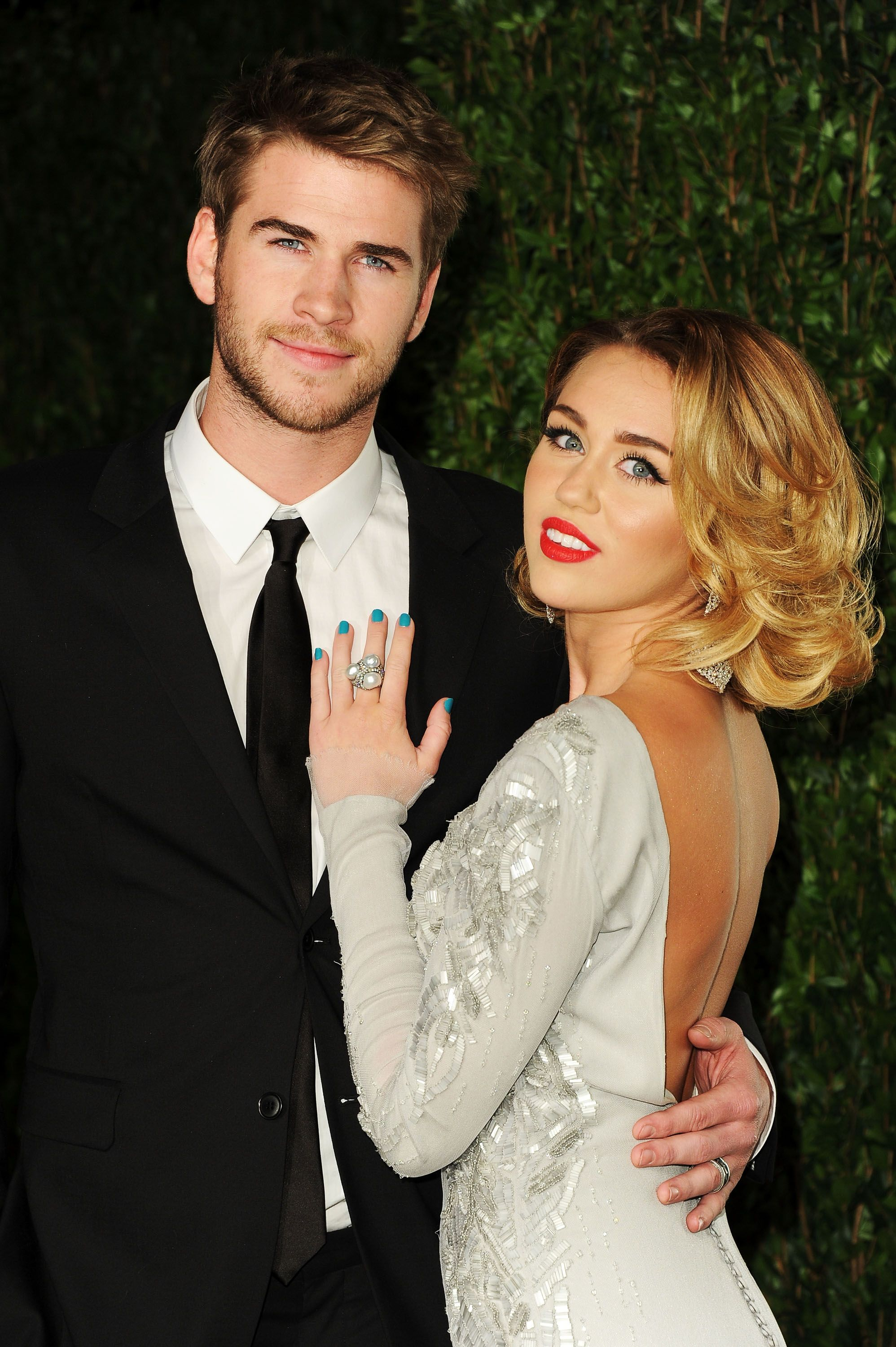 "Apparently, Miley Cyrus' Break Up Song, ""Slide Away,"" Wasn't Meant to Bash Liam Hemsworth"