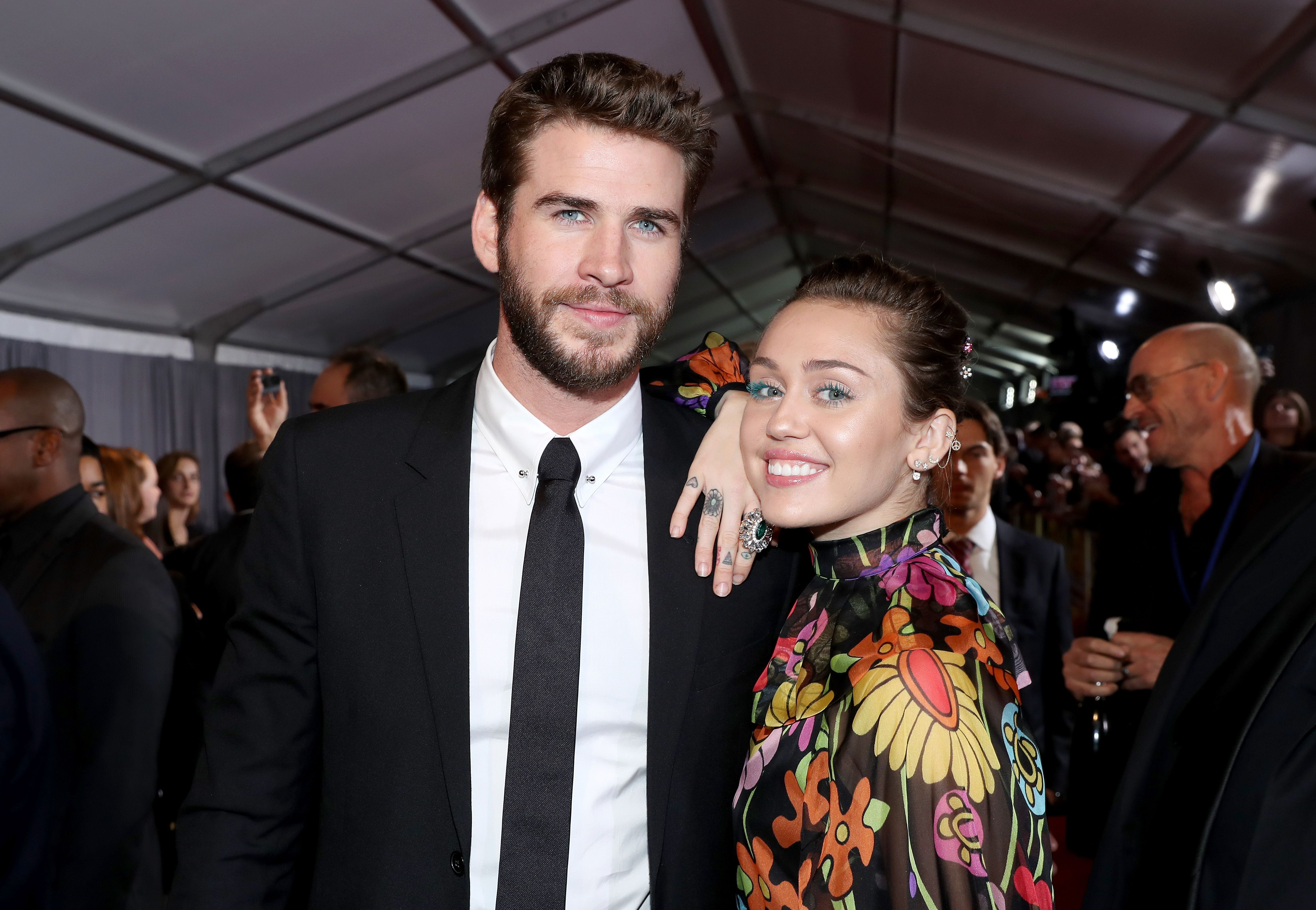 Liam Hemsworth Responds to His Split from Miley Cyrus with a Heartbreaking Comment