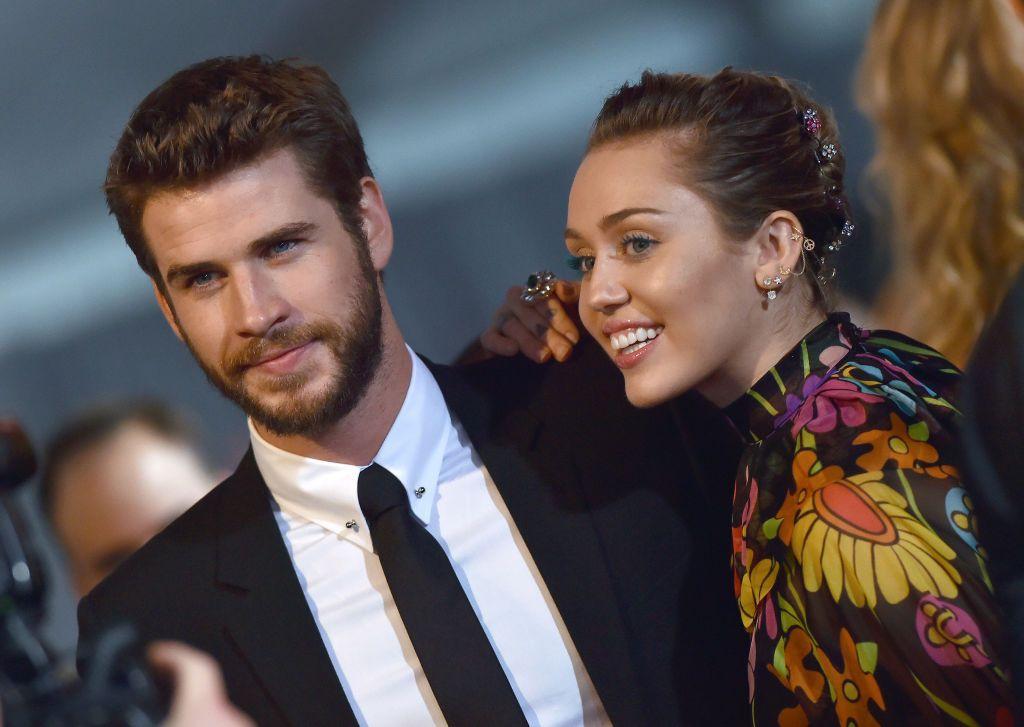 Matrimonio In Segreto : Miley cyrus e liam hemsworth matrimonio in segreto