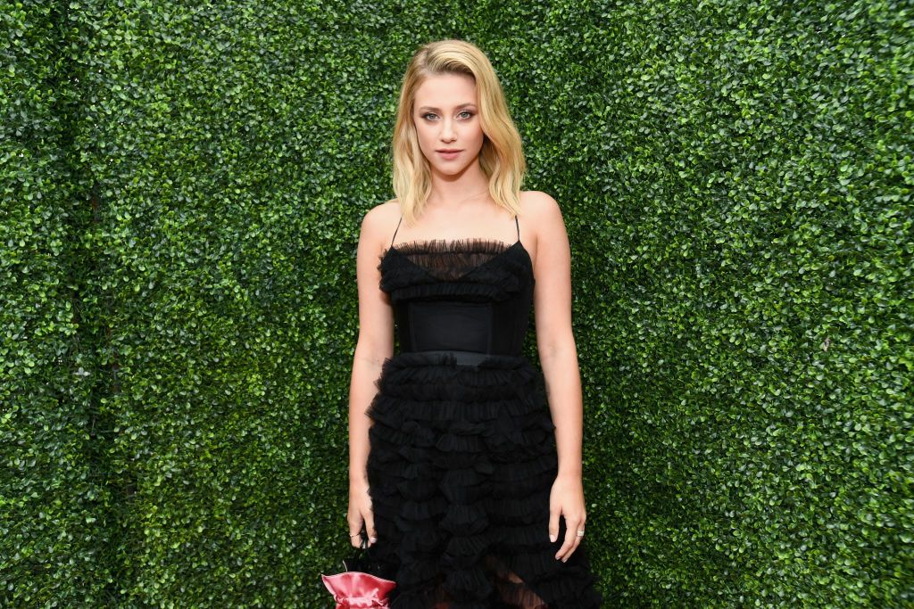 Lili Reinhart Opens Up About Her Anxiety and Returning to Therapy