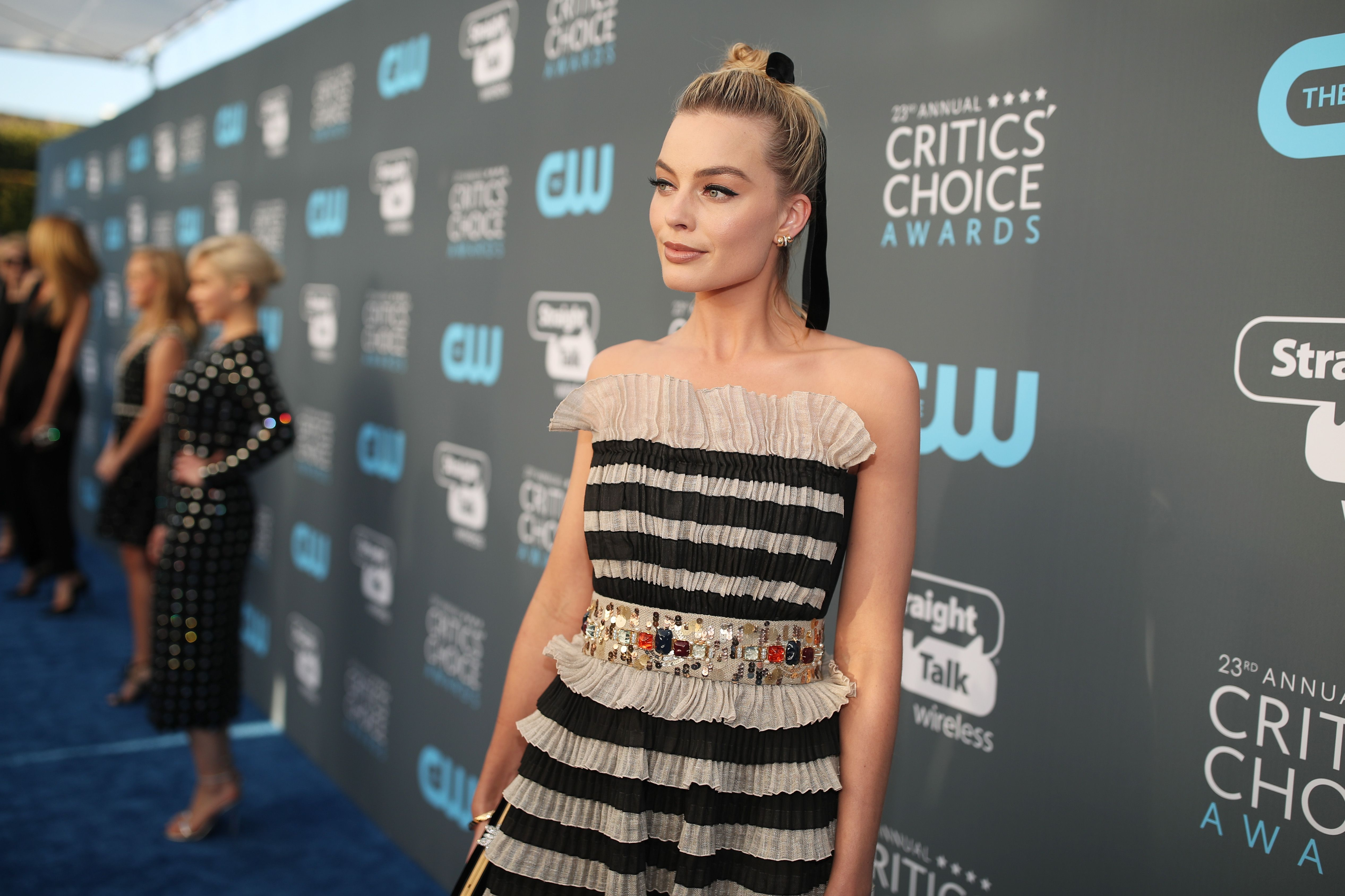 The Most Jaw-Dropping Critics' Choice Awards Looks of All Time