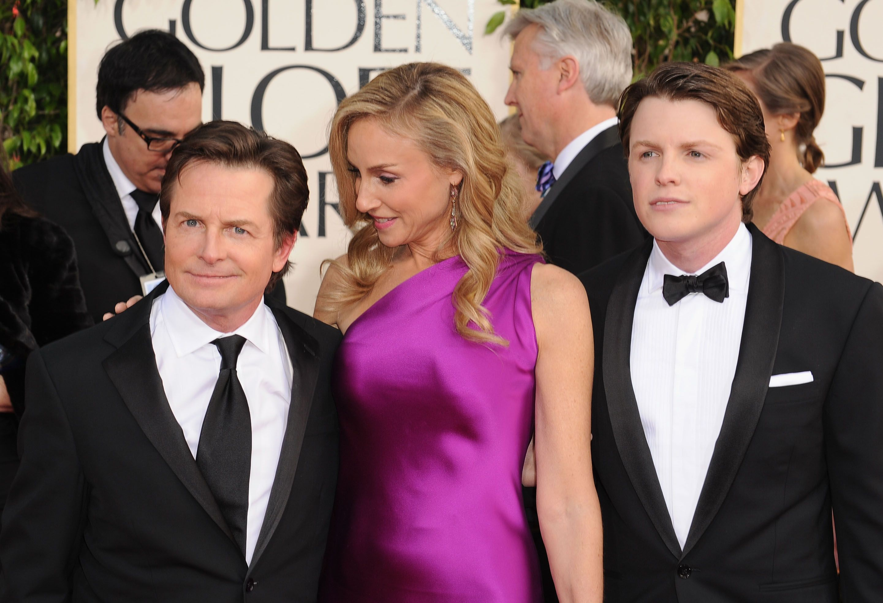 Sam Michael Fox was named Mr. Golden Globe in 2013, sharing the award's duties with Francesca Eastwood. The oldest of Michael J. Fox's four children, he leads a low-key life and usually avoids the media, working at an internet startup .