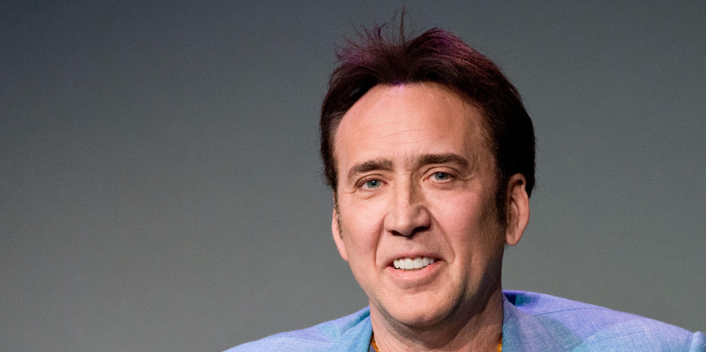 Apple Store Soho Presents: Meet The Filmmakers  David Gordon Green, Nicolas Cage, 'Joe'
