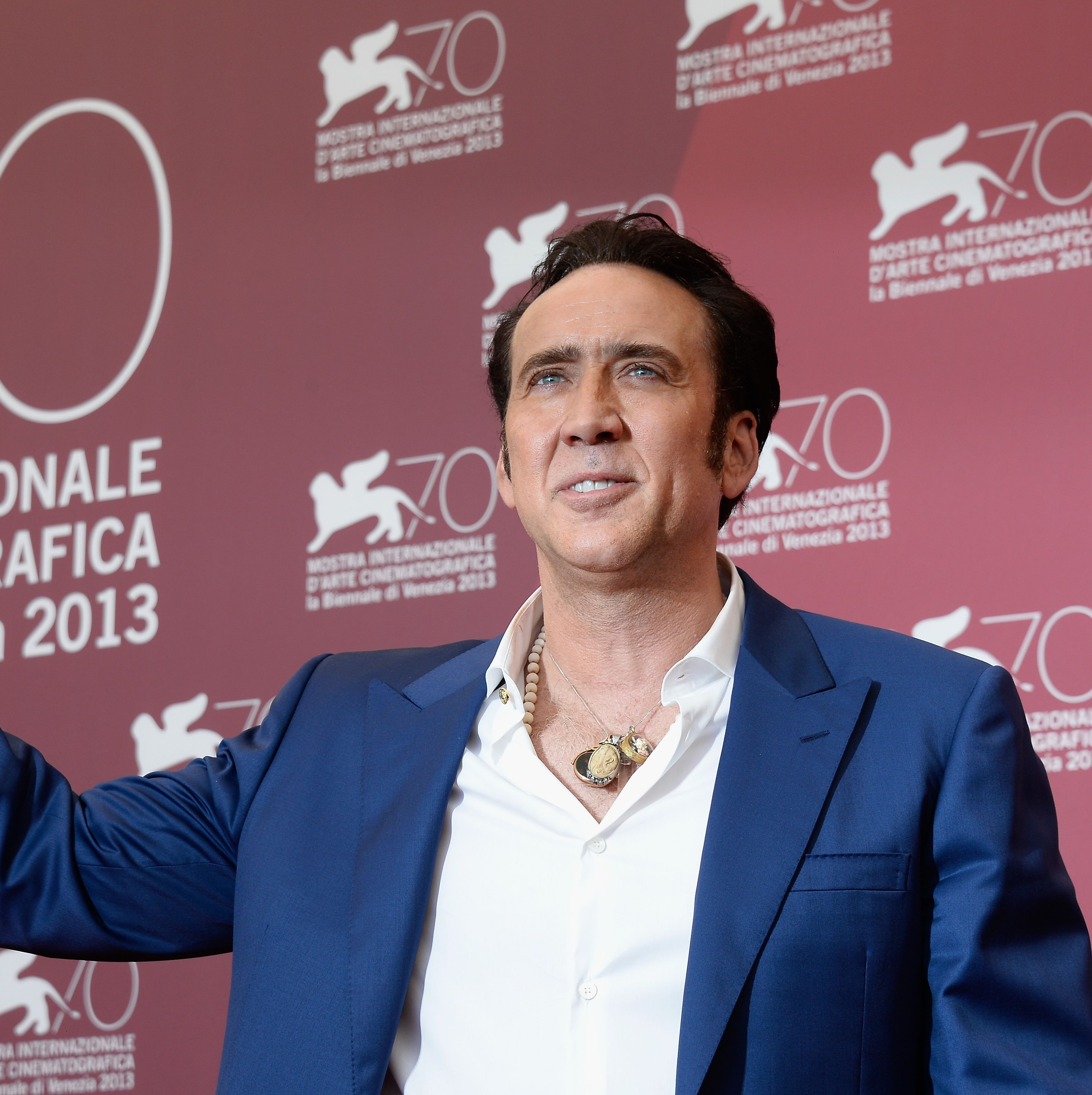 Nicolas Cage's New Sci-Fi Martial Arts Movie 'Jiu Jitsu' Already Sounds Epic