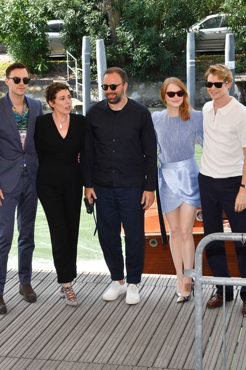 Celebrity Sightings during The 75th Venice Film Festival - August 30, 2018