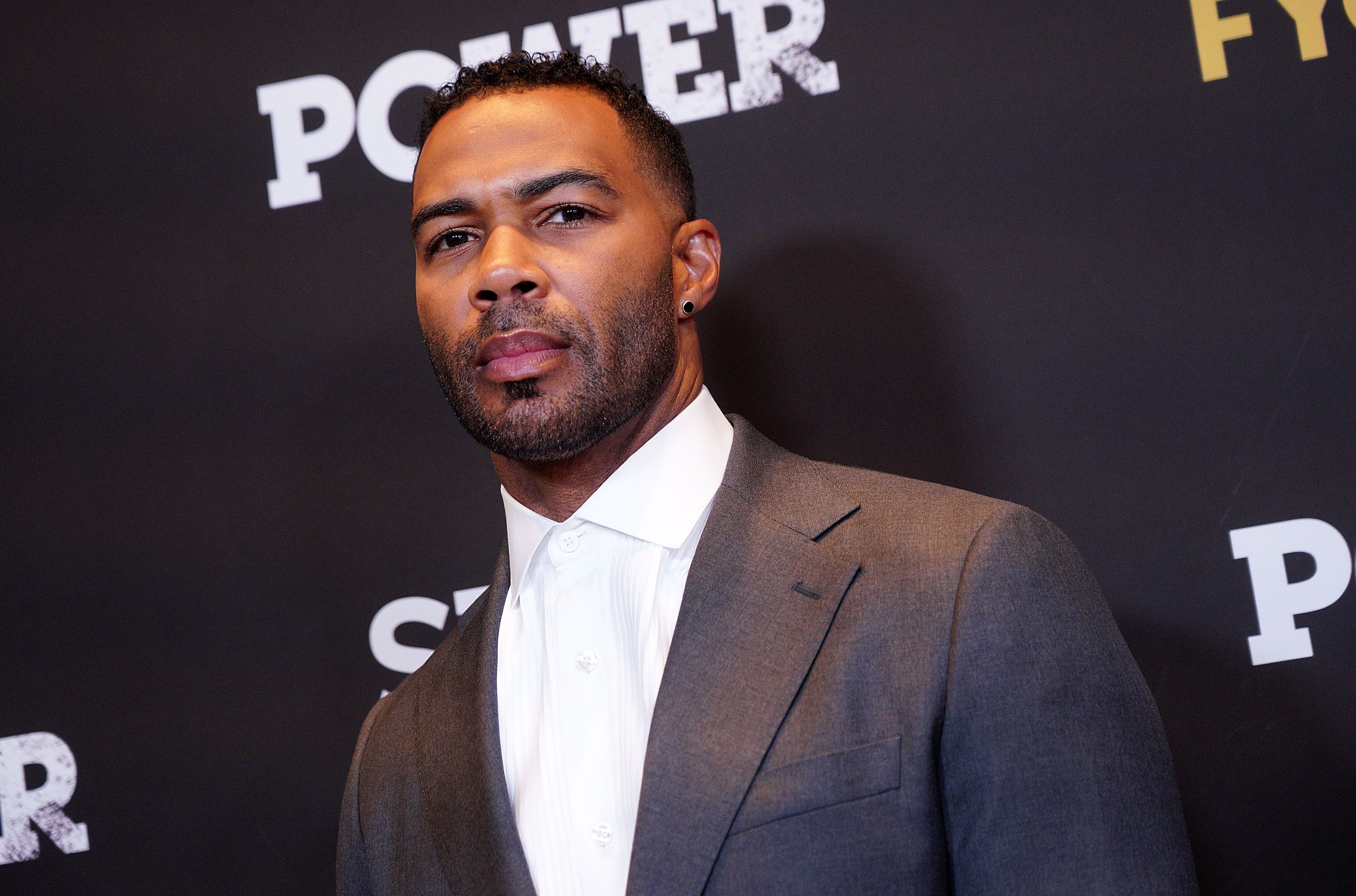 Power's Omari Hardwick Went from Being Homeless to Becoming a Leading Actor
