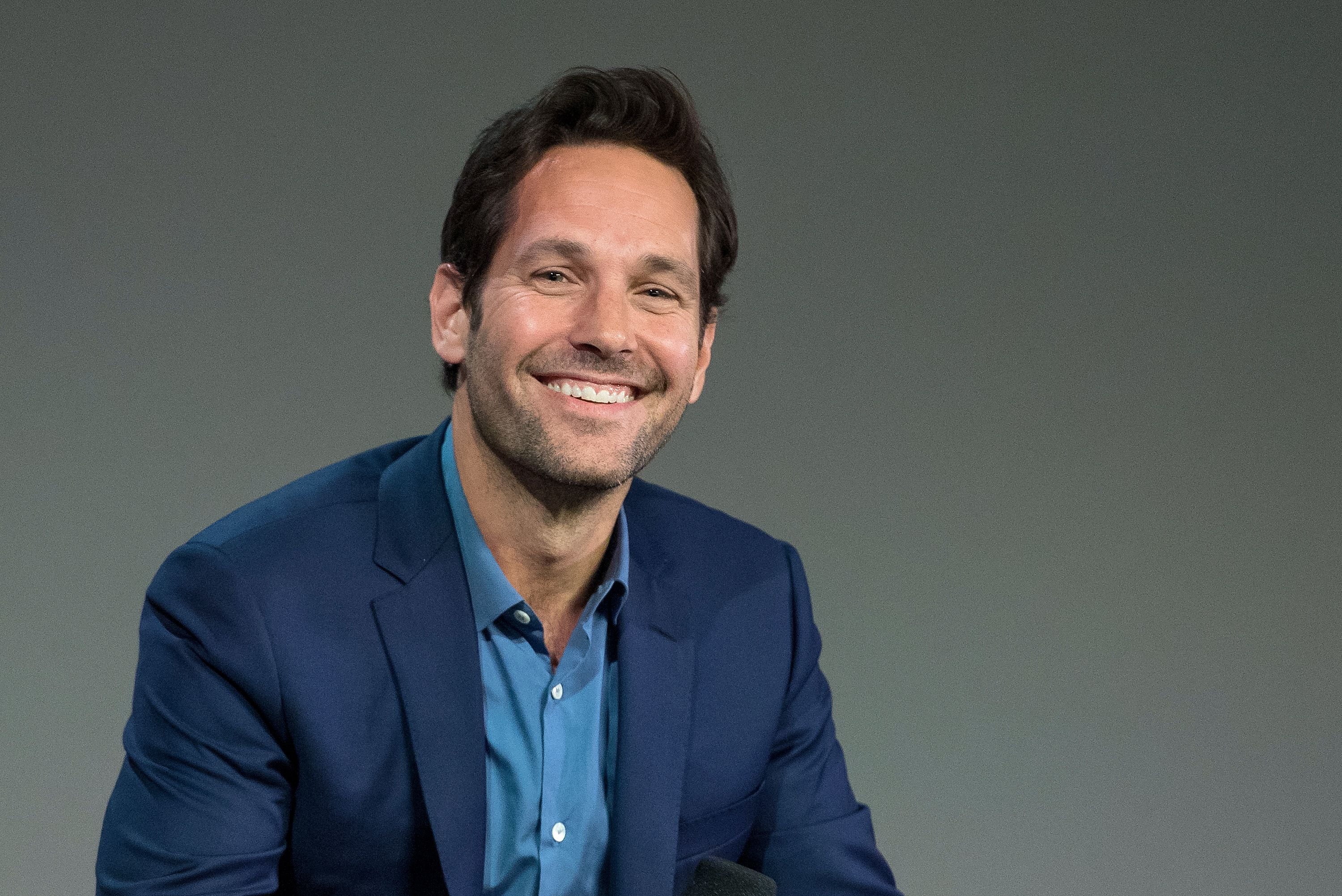 Paul Rudd's Net Worth Proves He's Made a Lot of Money Playing Ant-Man