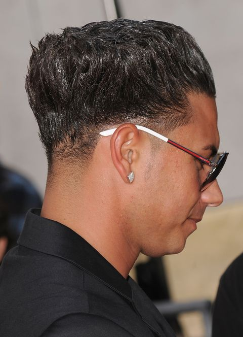 Pauly D Blowout Haircut - Top Hairstyle Trends The Experts