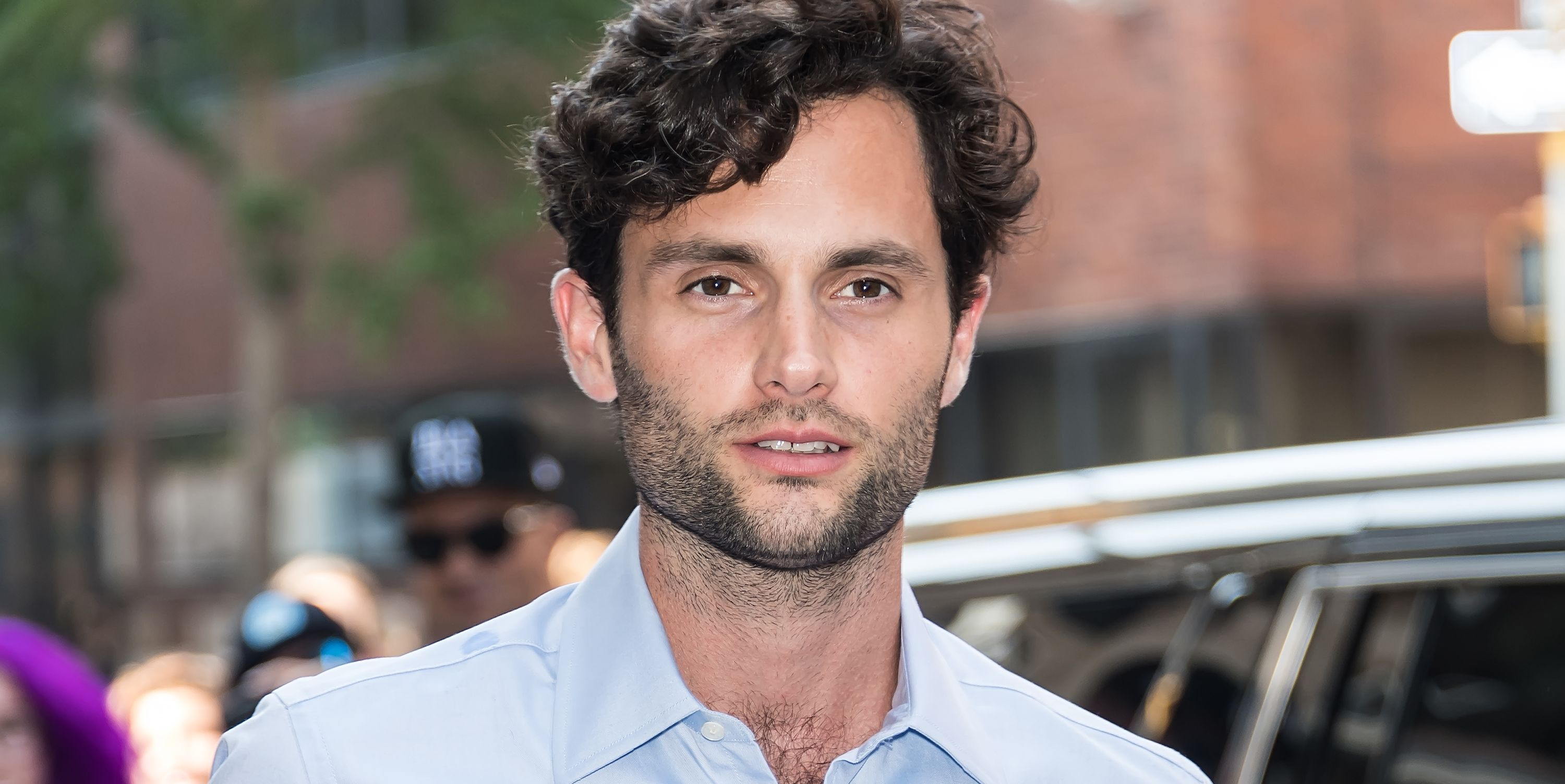 Penn Badgley Doesn't Want You to Stan His Psychopathic 'You' Character