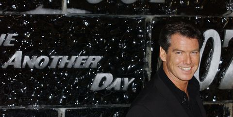 Pierce Brosnan At Special Screening Of Die Another Day