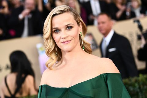 reese witherspoon 24th annual screen actors guild awards   red carpet