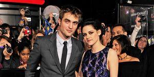 """The Twilight Saga: Breaking Dawn - Part 1"" - Los Angeles Premiere - Arrivals"