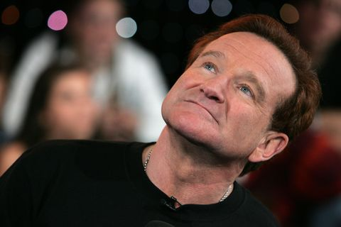 MTV TRL With Robin Williams & JoJo