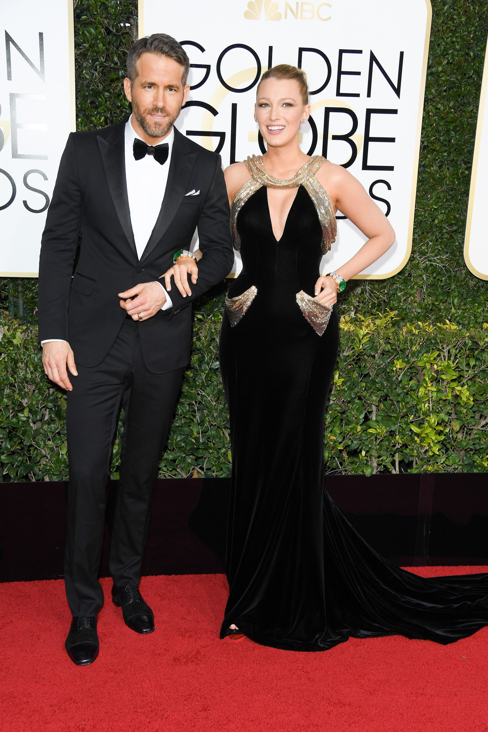 Why Blake Lively and Ryan Reynolds Aren't at the 2021 Golden Globes
