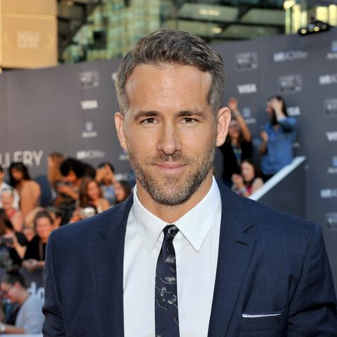 best mens haircuts ryan reynolds