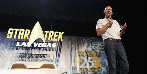 2018 Star Trek Convention Las Vegas