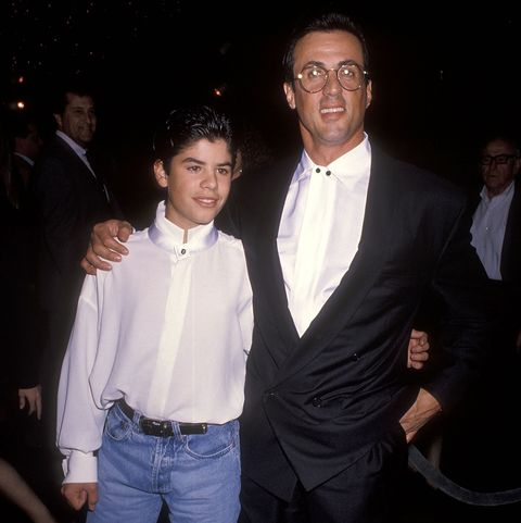 """""""rocky v"""" west hollywood premiere"""