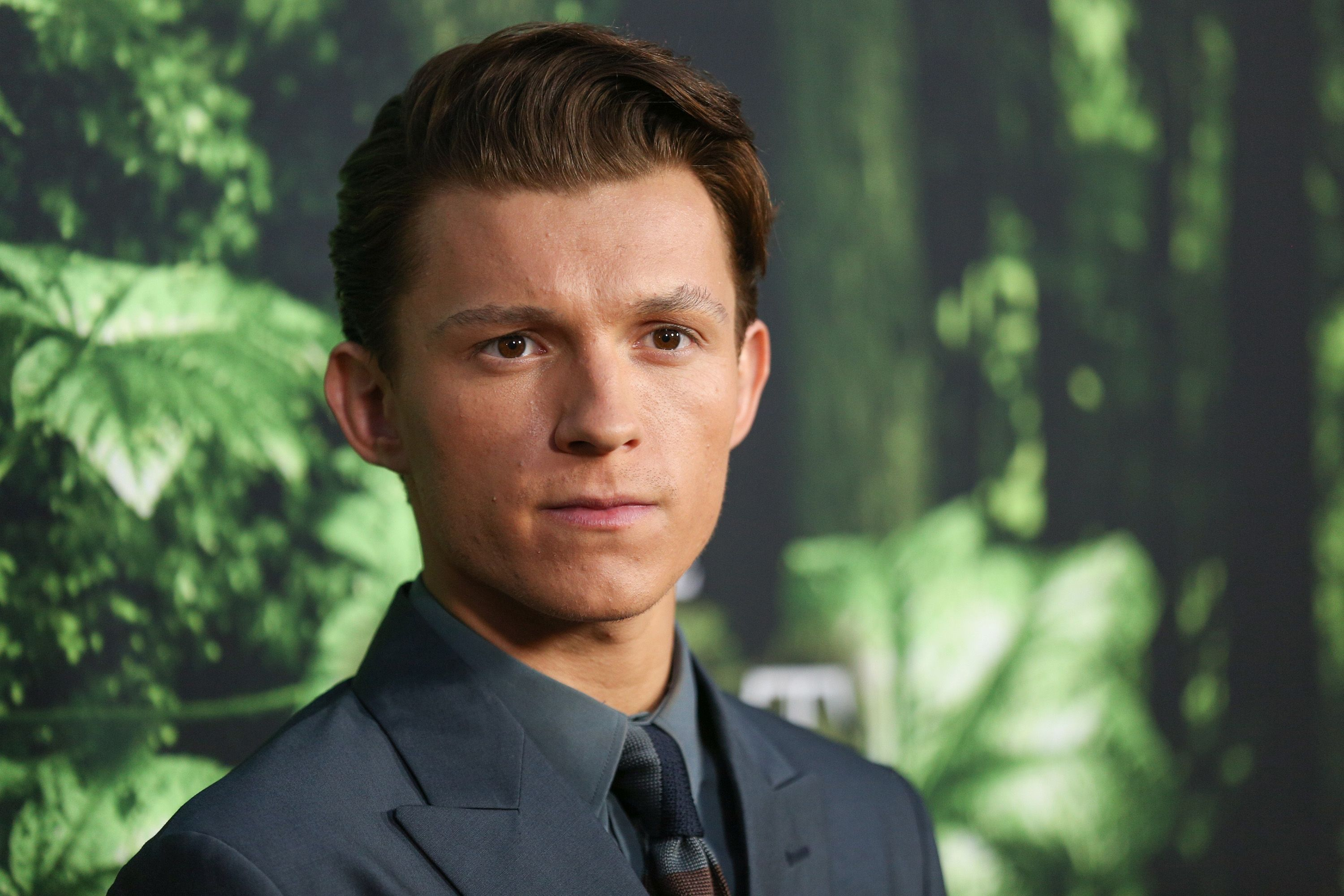 Fans Have Gathered Together to Mourn The Loss of Tom Holland's Locks