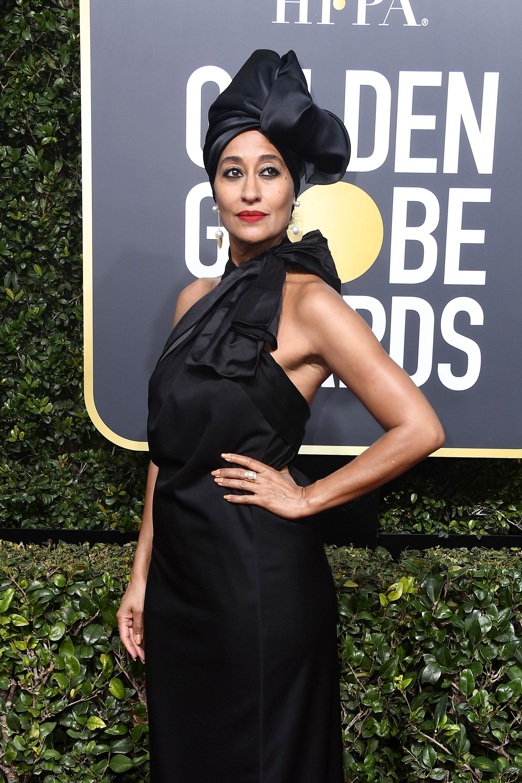 Arrivées aux 75e Golden Globe Awards annuels