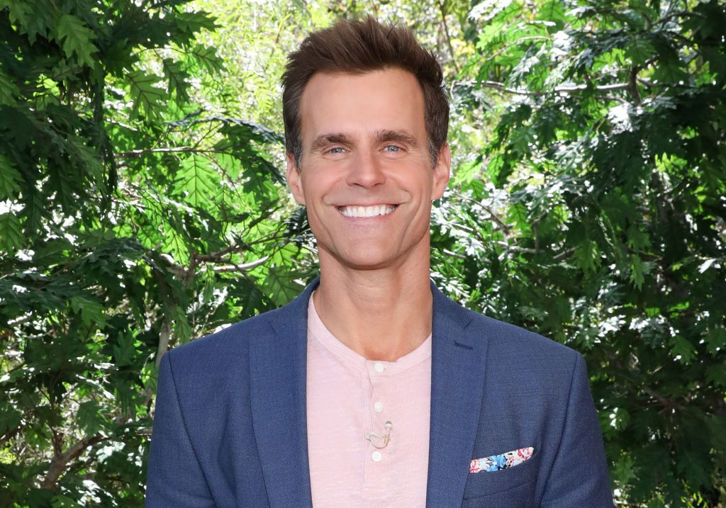 """'All My Children' Star Cameron Mathison's """"Gut Issues"""" Turned Out to Be Kidney Cancer"""
