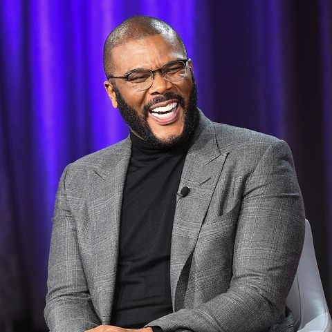 Actor, Comedian Tyler Perry Sits Down For SiriusXM's Town Hall Event Hosted By Joel & Victoria Osteen
