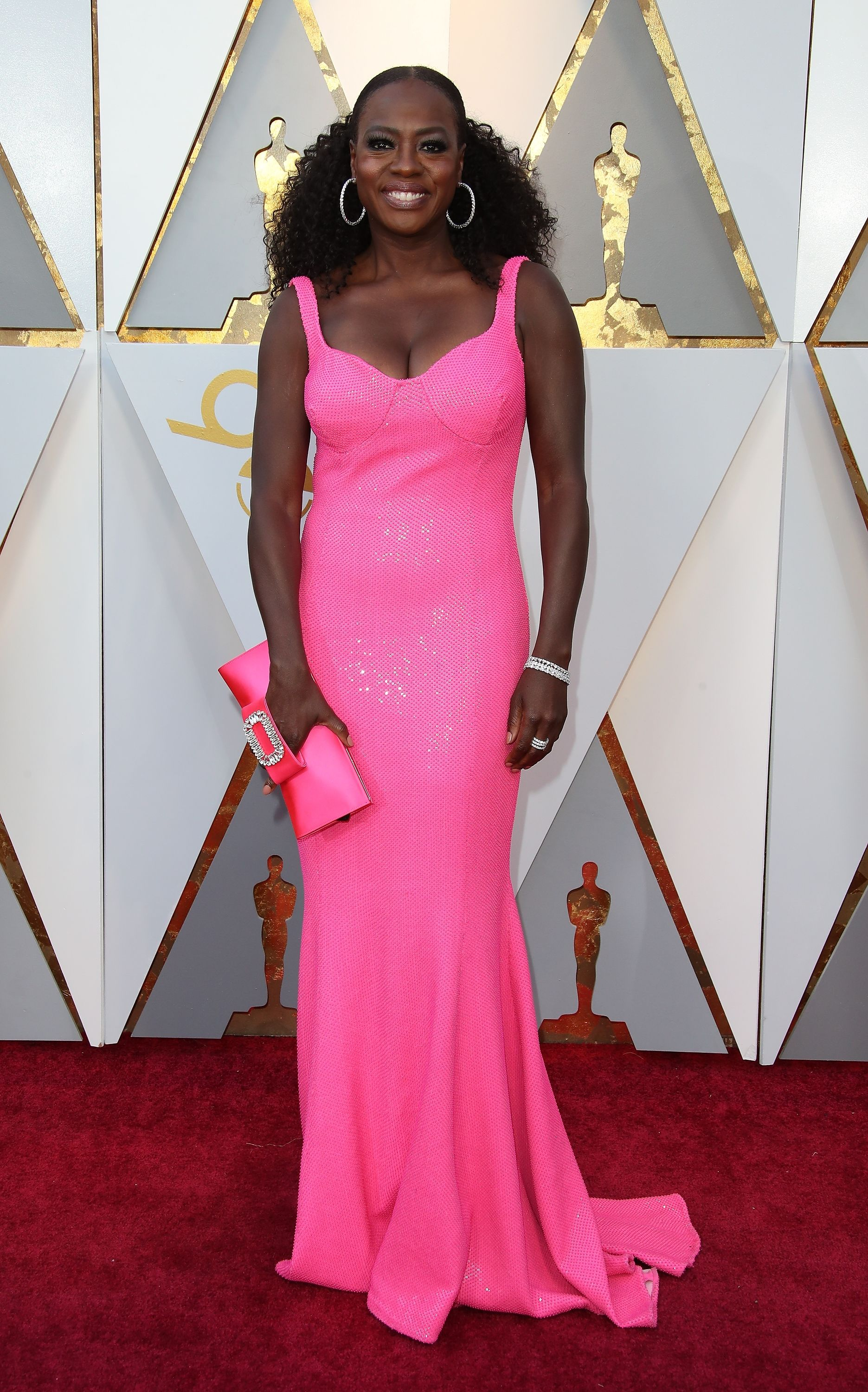 Viola Davis, 2018 Once more for the people in the back: Viola.