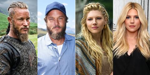 actores vikingos vida real