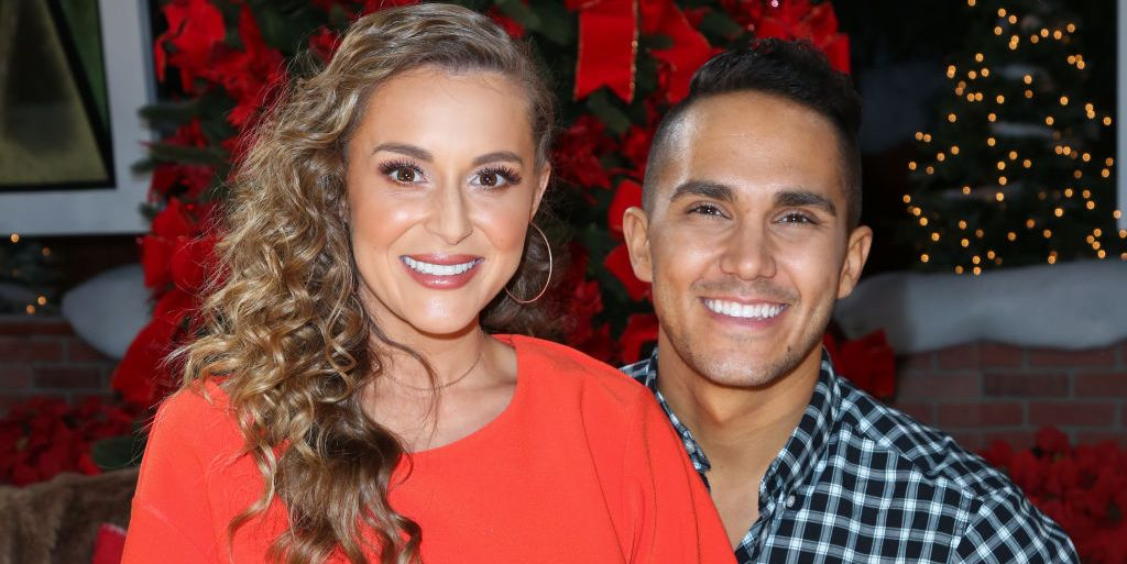 Carlos and Alexa PenaVega Announce They're Expecting Their Second Child