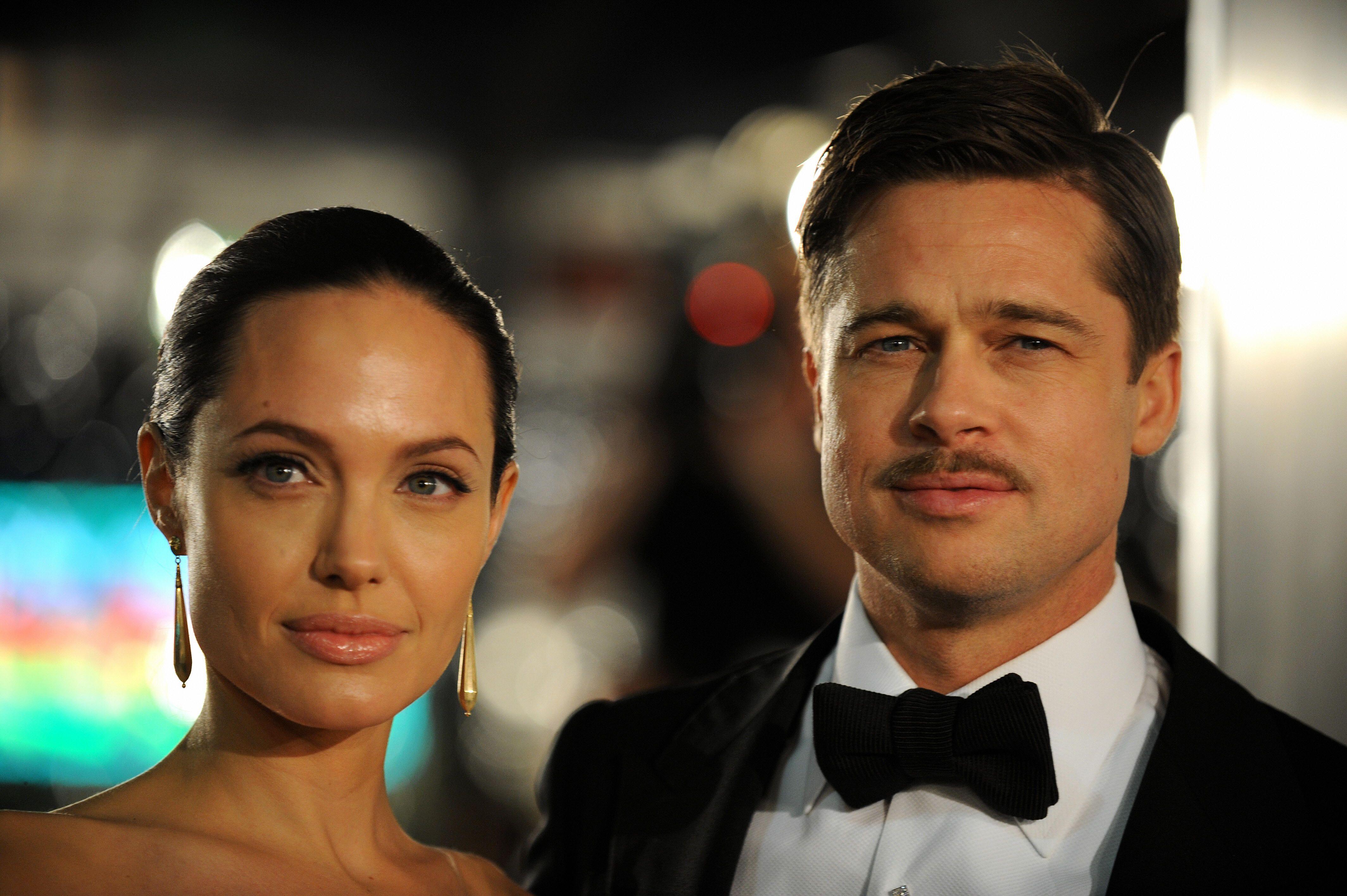 Aktörler Angelina Jolie ve Brad Pitt geliyor