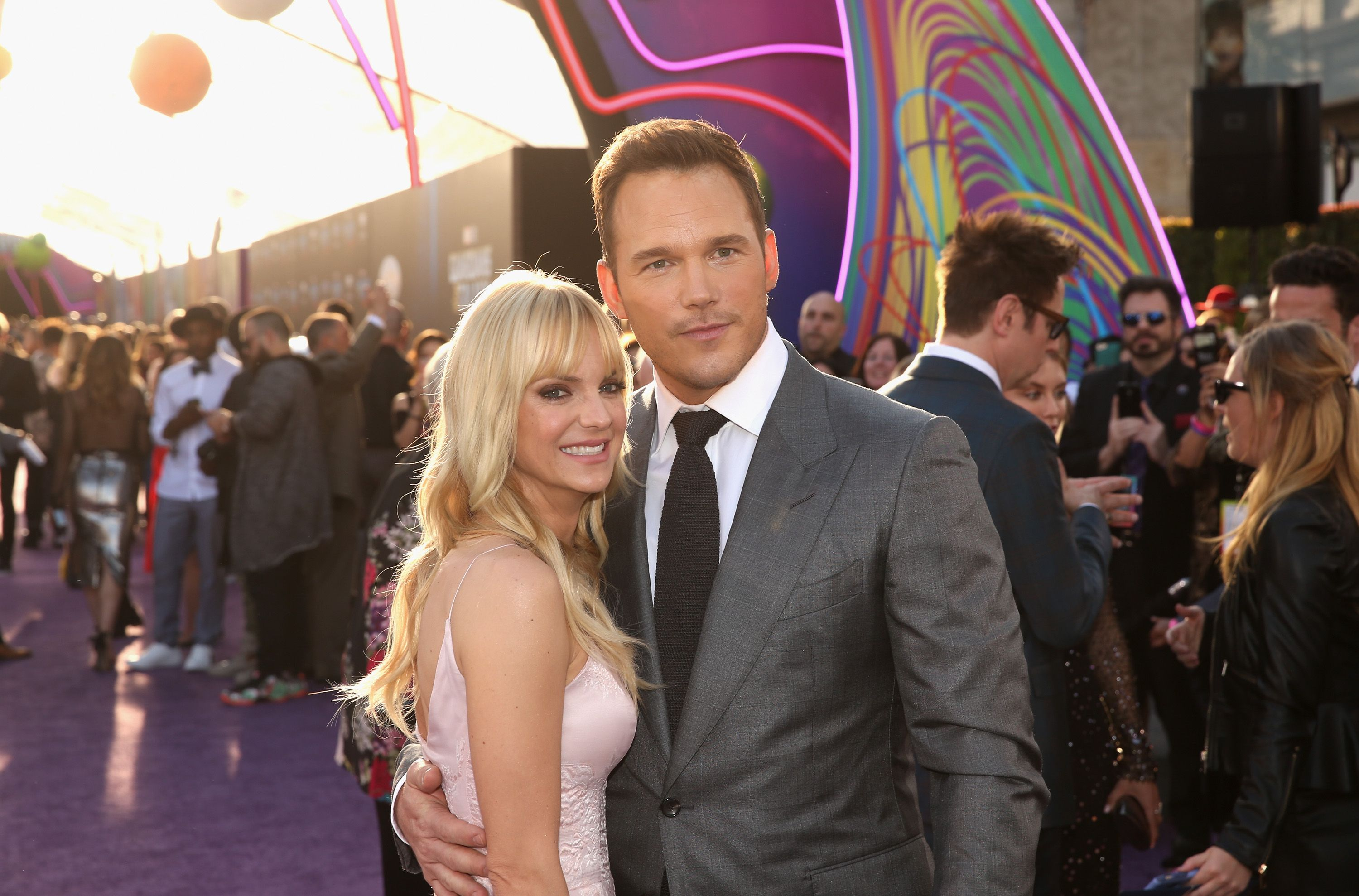 How Chris Pratt Told Anna Faris About His Engagement to