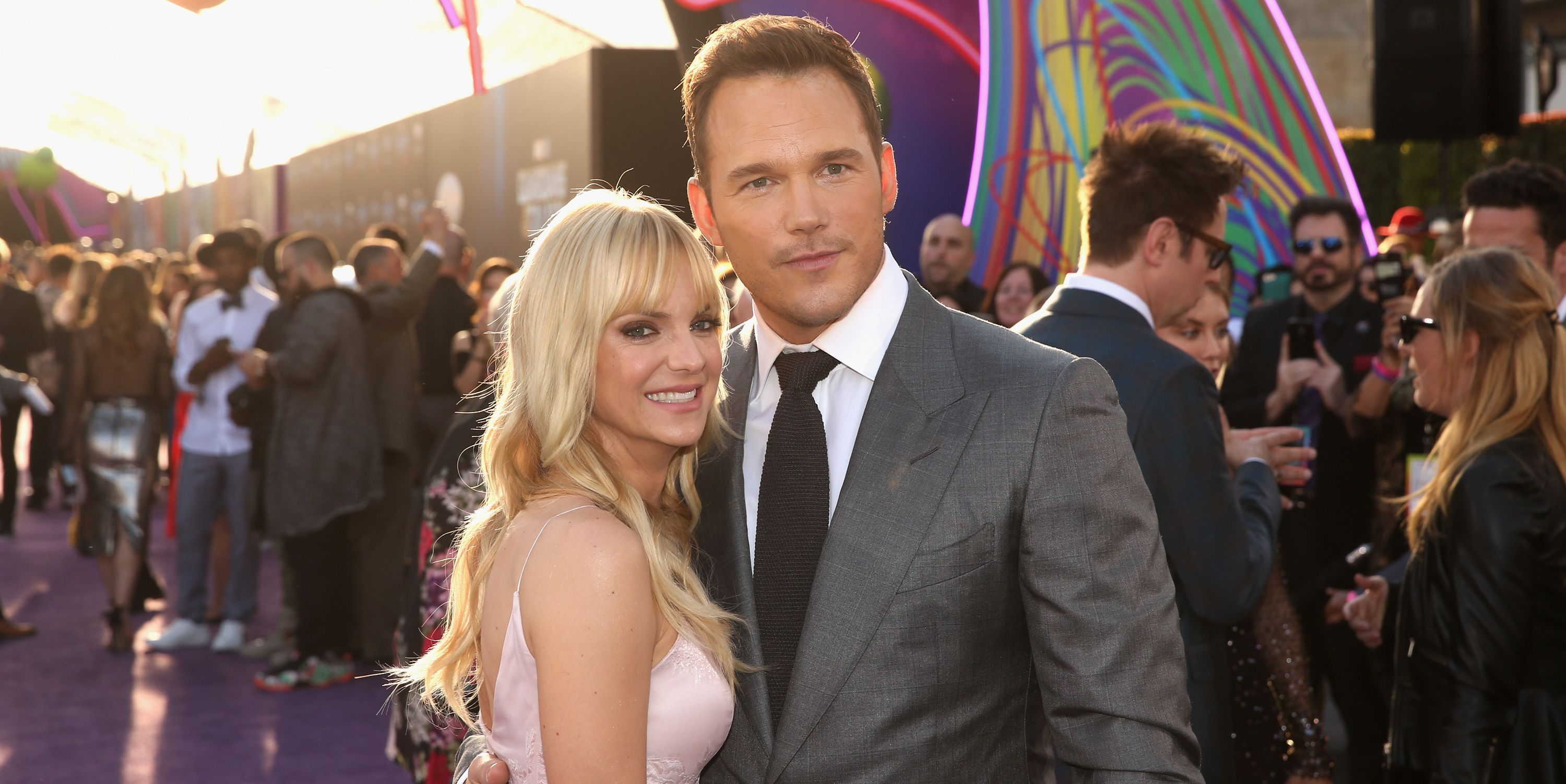 Chris Pratt Told Anna Faris About His Engagement In A Super Casual Way