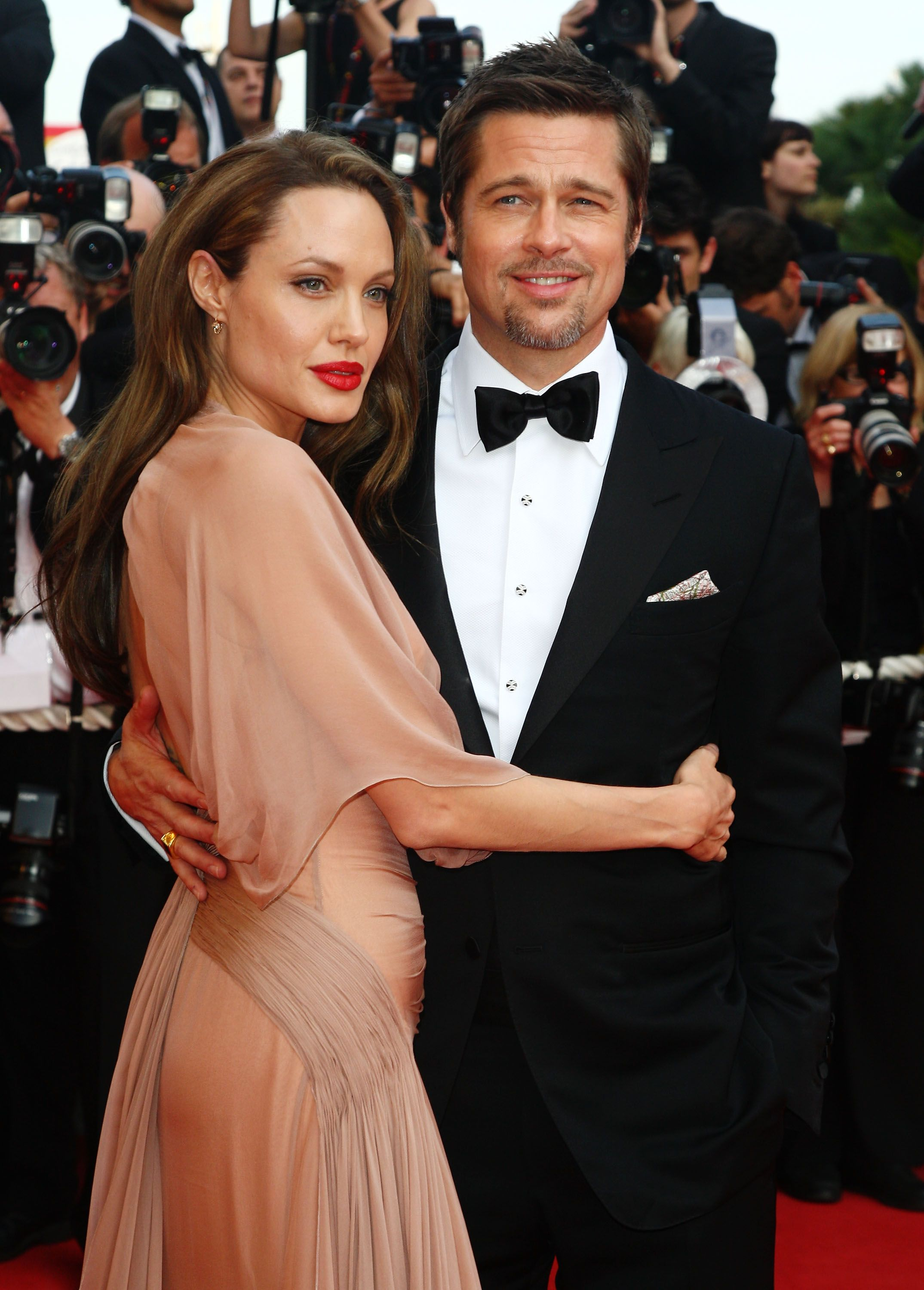 What Brad Pitt and Angelina Jolie's Relationship Is Like Now That They're Officially Single