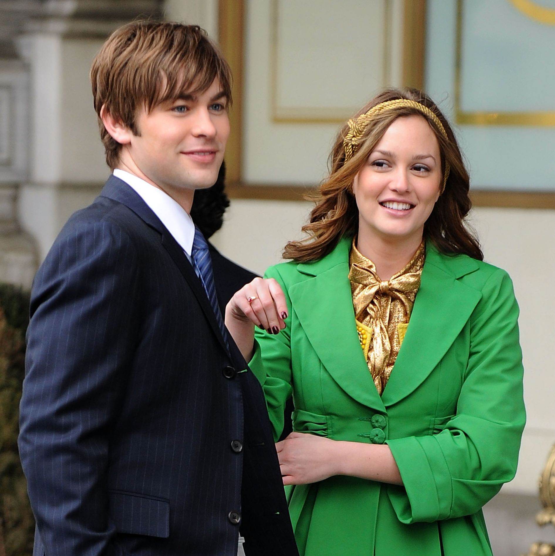 Chace Crawford Is 'Up For' But Skeptical About That 'Gossip Girl' Reboot