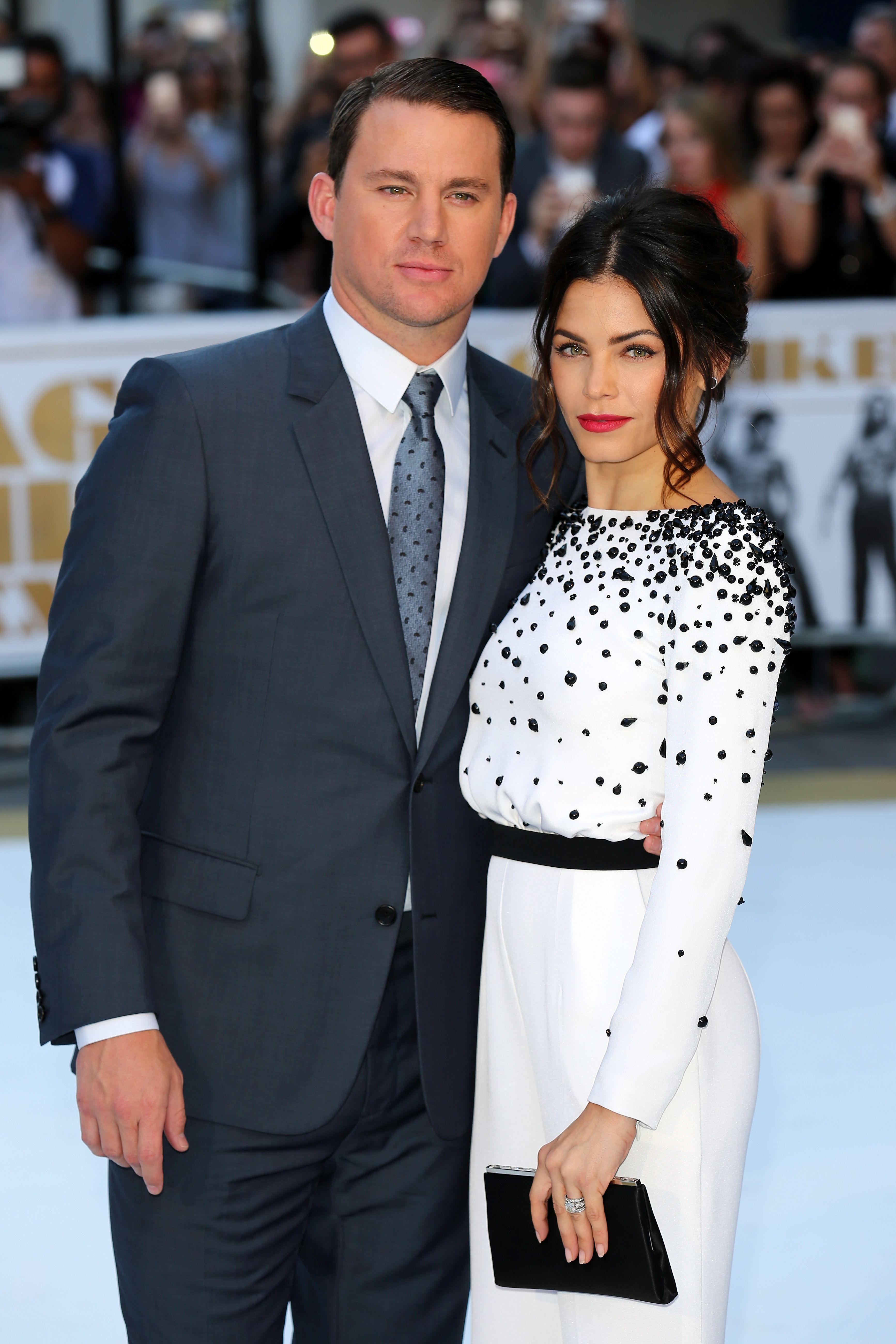 Jenna Dewan Opens Up About Channing Tatum Divorce: 'It Wasn't An Overnight Thing That Happened'