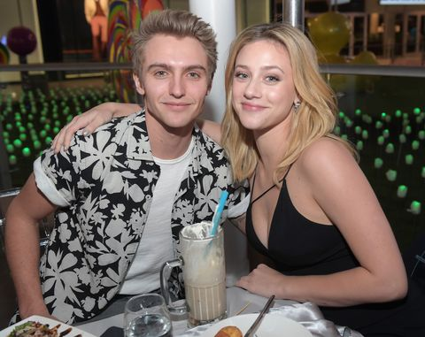 Ocean Drive Magazine Celebrates its February Issue with Cover Star Lili Reinhart at Sugar Factory Las Vegas
