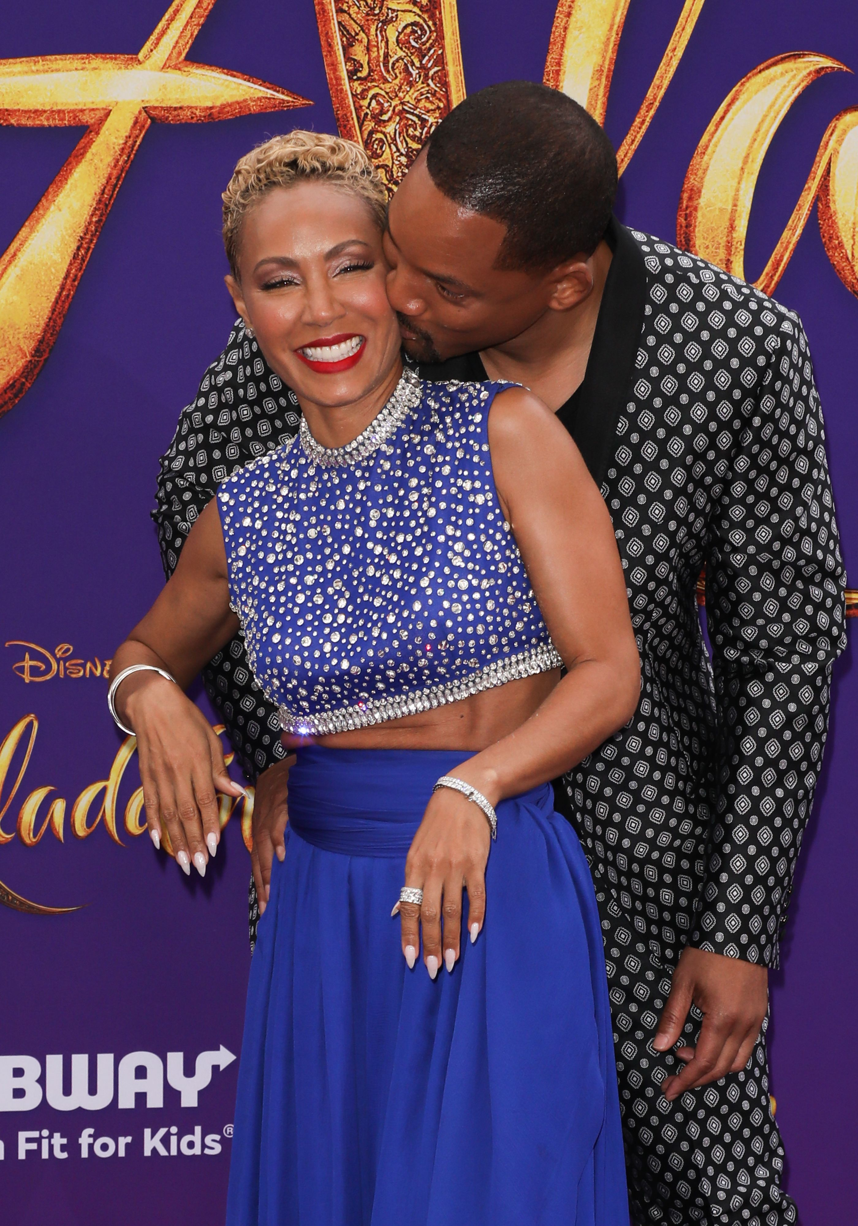 Jada Pinkett Smith Says Sex Toys Are the Secret to Her and Will's Successful Marriage