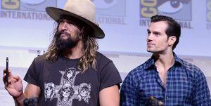 Comic-Con International 2016 - Warner Bros Presentation