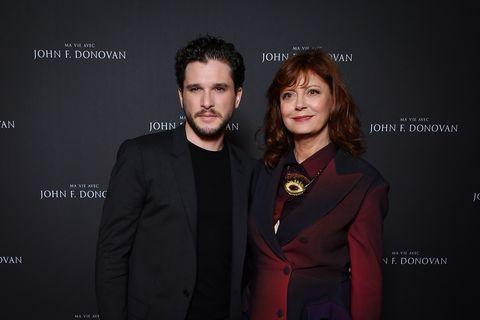 'Ma Vie Avec John F. Donovan' Paris Premiere At Cinema MK2 Bibliotheque