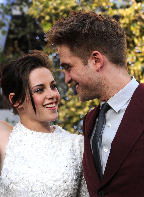 Kristen en Robert dating weer