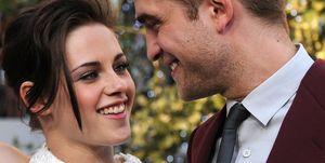 Kristen Stewart en Robert Pattinson