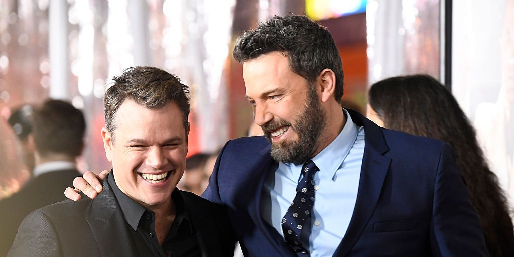 Ben Affleck Confirmed That His McDonald's Monopoly Scam Movie Is Still In The Works