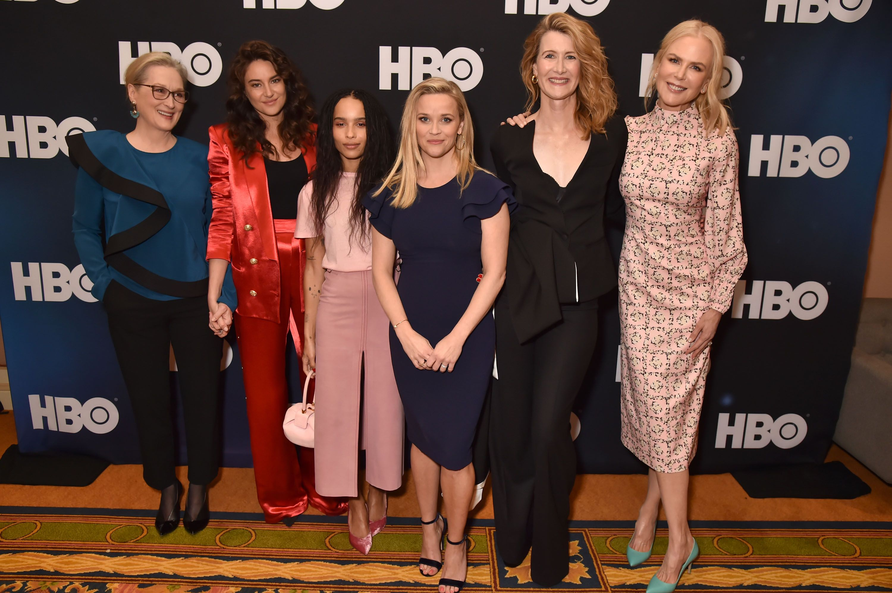 HBO Winter TCA 2019