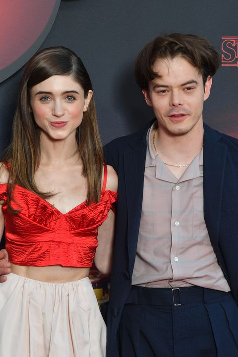 """Premiere Of Netflix's """"Stranger Things 3"""" : Photocall At Le Grand Rex In Paris"""