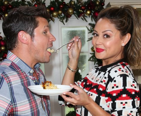 Celebrities Visit Hallmark's 'Home & Family' celebrating 'Christmas In July'