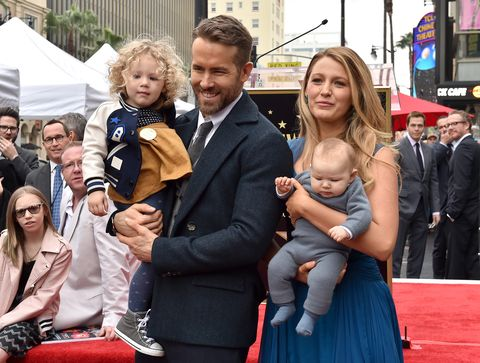 Ryan Reynolds Teases Photo of His and Blake Lively's Newest Baby