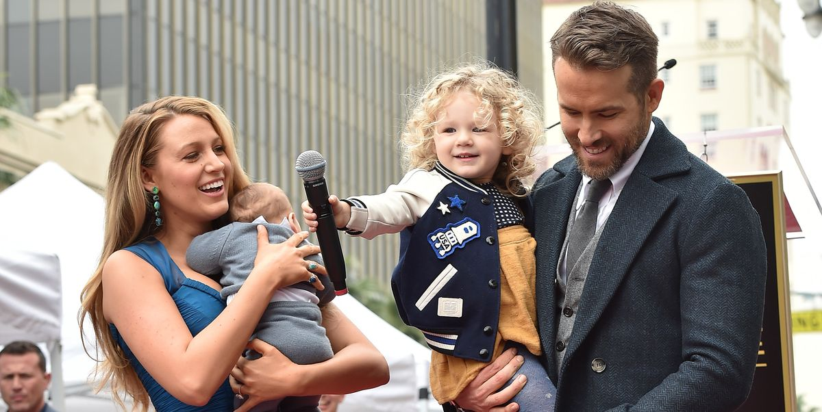 Blake Lively And Ryan Reynolds Daughter Wants To Be An Actress
