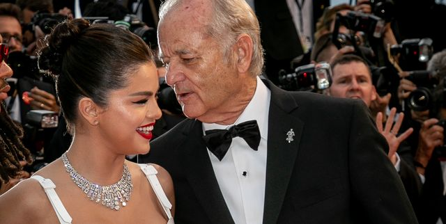 Selena Gomez Details What Exactly Bill Murray Whispered to Her on the Cannes Red Carpet