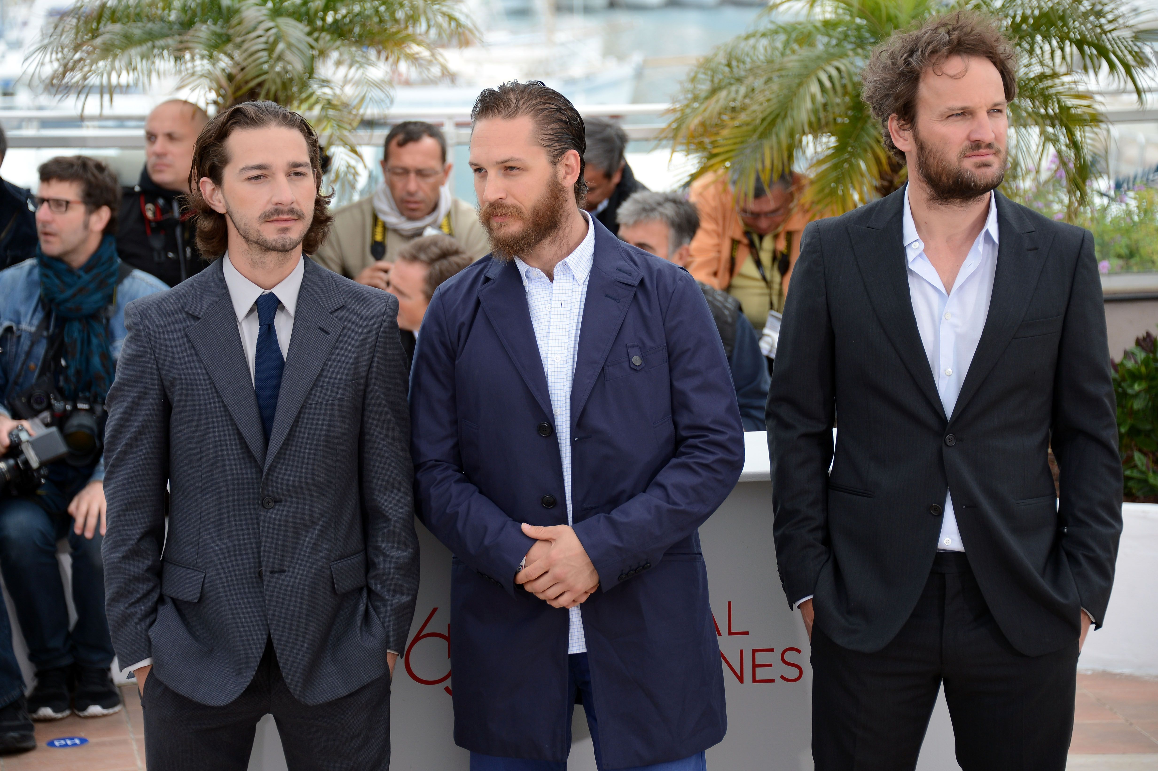 Watch Shia LaBeouf Talk About the Time He Wrestled Tom Hardy Naked